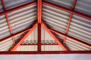 Structural roof steels